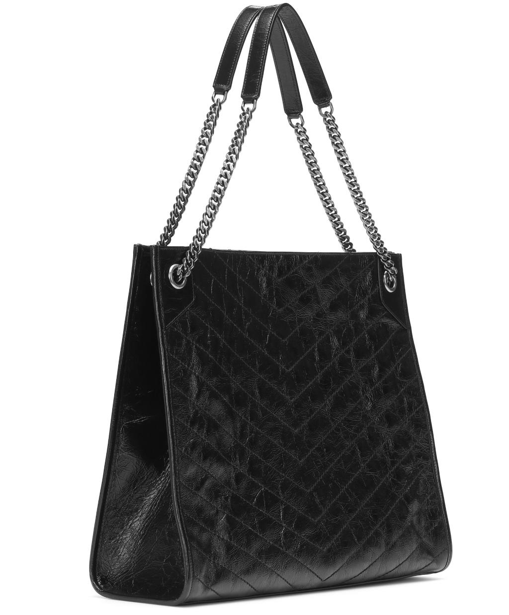 Niki Large leather tote Saint Laurent