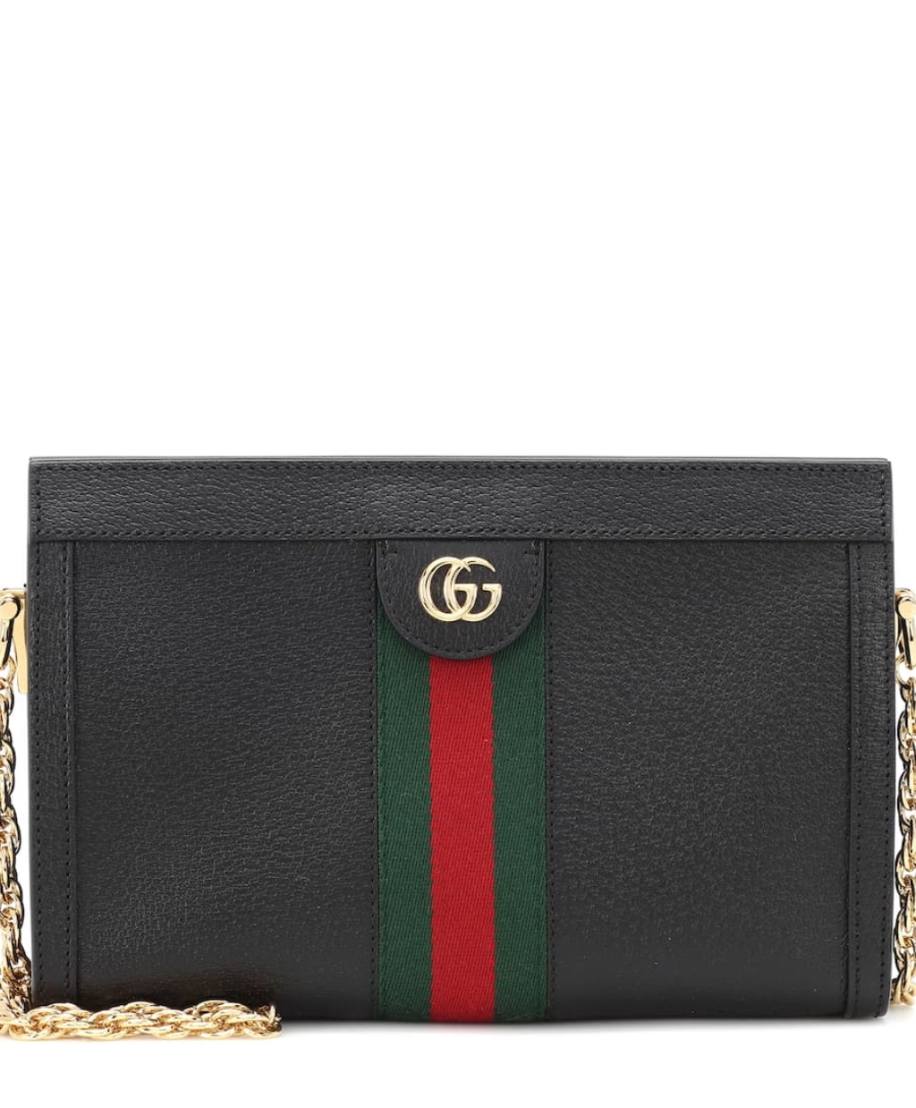 Ophidia Small leather shoulder bag Gucci