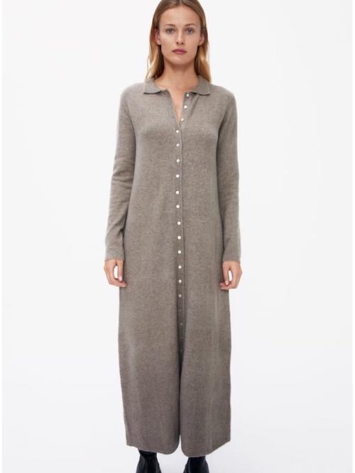 Μακρύ ολεκτό φόρεμα 39,95 eur ZARA